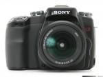 Sony Alpha 100 DSLR