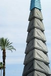 First Christian Church Bell Tower, Phoenix, AZ