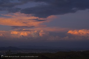 Sunset-From-South-Mountain-Preserve-Park-Phoenix