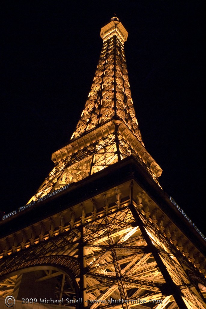 Photo of the Eiffel Tower - Paris Hotel, Las Vegas, NV