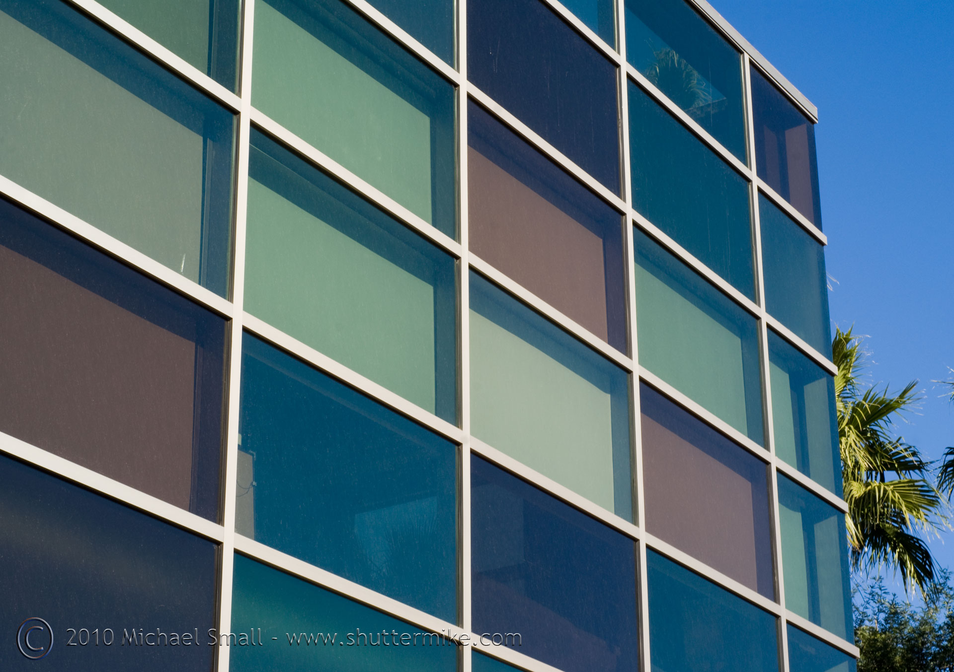 Photo Of The Day Shades Of Green Glass Shutter Mike