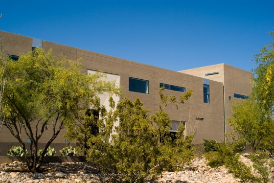 Photo of a home from the AIA 2010 Phoenix Home Tour