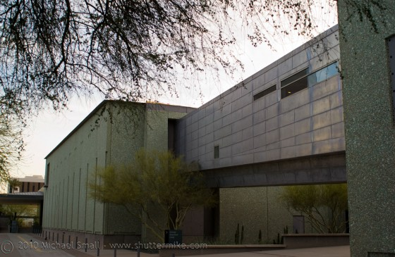 Photo of the Phoenix Art Museum