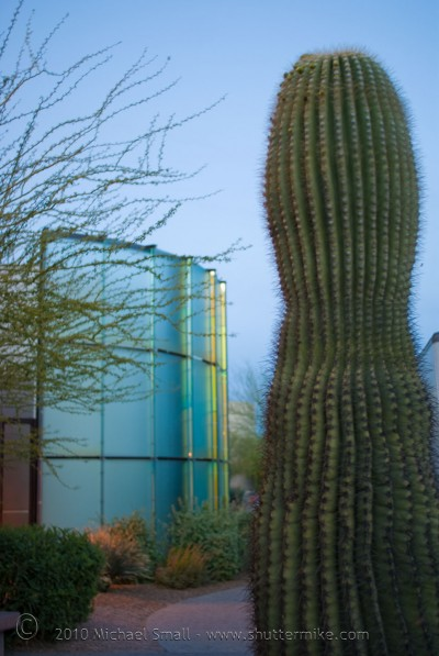 Photo of the Scottsdale Museum of Contemporary Art (SMoCA)