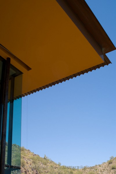 Photo from the AIA 2010 Phoenix Home Tour