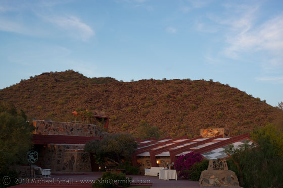 Photo of Frank Lloyd Wright School of Architecture, Taliesin West