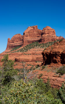 Photo of the Red Rocks of Sedona, Arizona