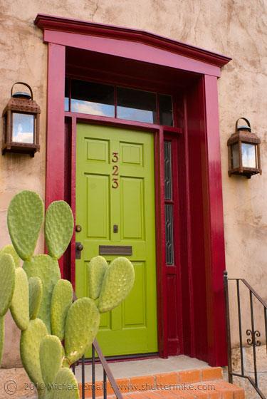 Photo of El Presidio in Tucson, AZ