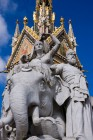 Photo of the Prince Albert Memorial in London