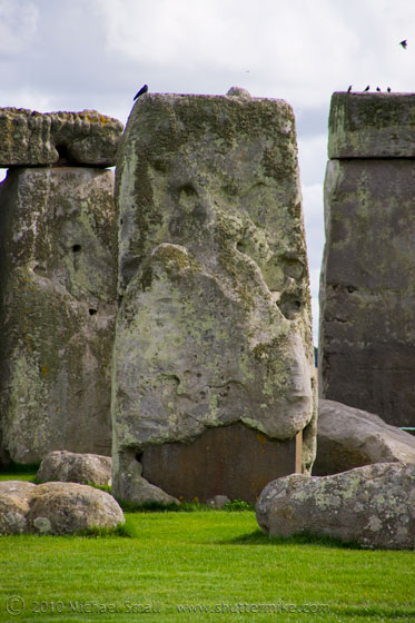 Photo of Stongehenge in England