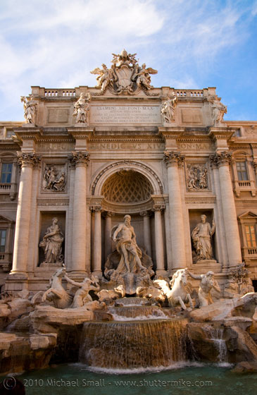 Photo of Trevi Fountain in Rome