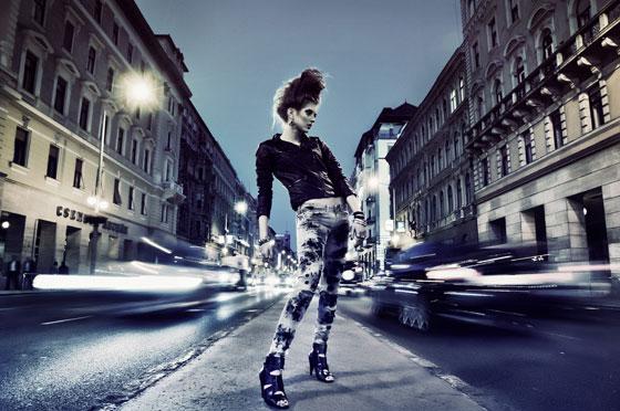 Sony World Photography 2011 winner in the Fashion category Edina Csoboth