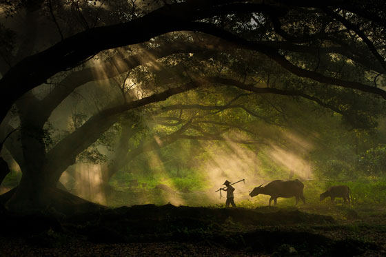 Sony World Photography winer, travel category James Chong