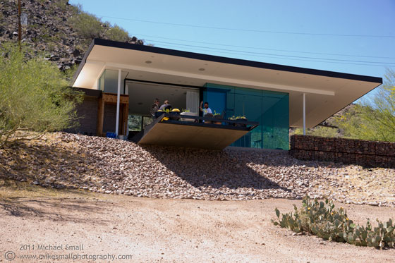 Modern Phoenix Home Tour Mid Century Modern Architecture The Exteriors on mid century modern homes tucson