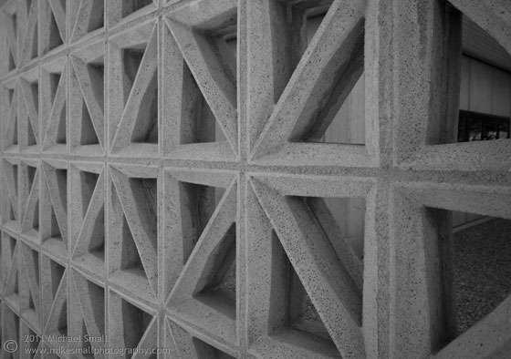 Photo of an architectural detail