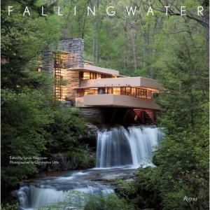 "Photo of the book ""Fallingwater"" by Christopher Little"