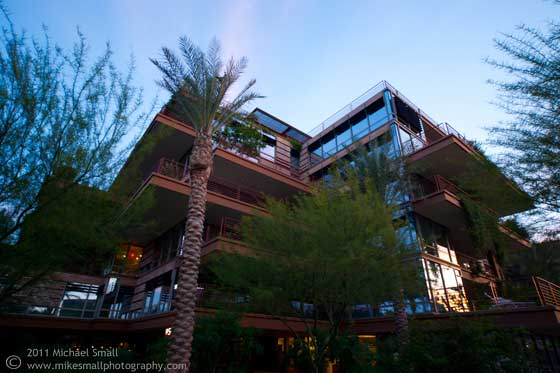 Photo of Optima Scottsdale condos in Scottsdale