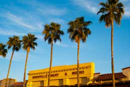 Photo of downtown Chandler, AZ