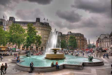 Photo of Trafalger Square