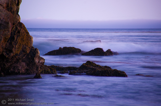 Photo of twlight in Pismo Beach, CA