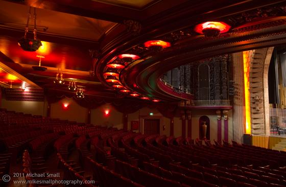 Photo of the Million Dollar Theater in LA
