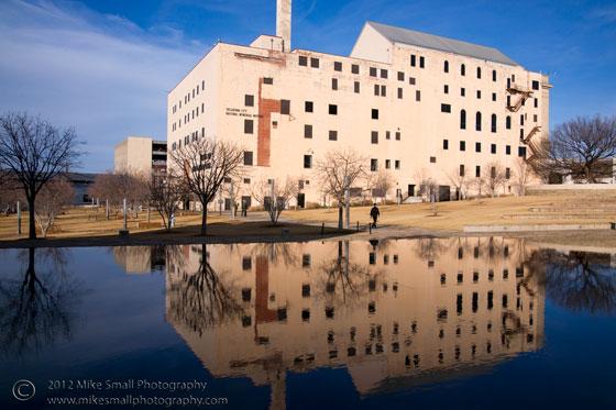 Photo of the Oklahoma City Memorial Museum