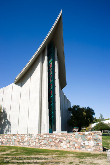 Photo of the Shepard of the Valley Church in Phoenix