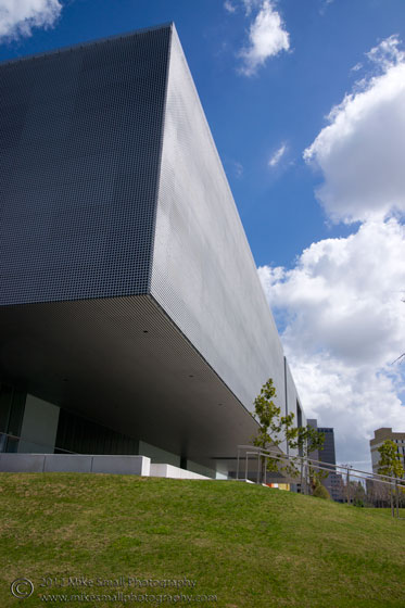 Architectura photo of the Tampa Museum of Art