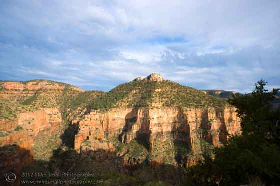 Photography of the Salt River Canyon in Arizona