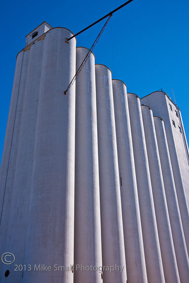 Photo of the Hayden Flour Mill in Tempe, AZ