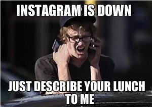Instagram is Down