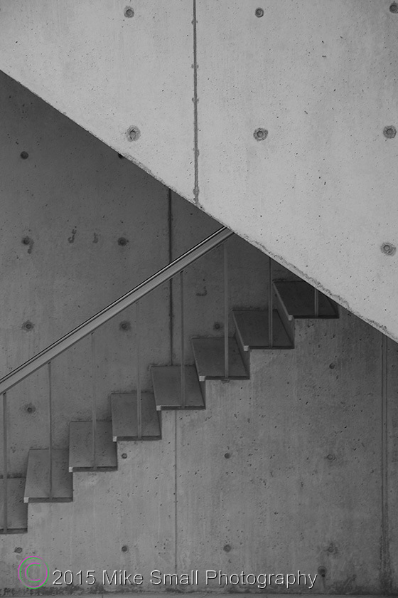Salk Institute Stairs
